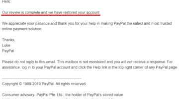 restore limited paypal account-seoonday.com